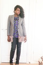 Heather-gray-trench-diy-coat
