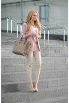 asos blazer - Zara pants