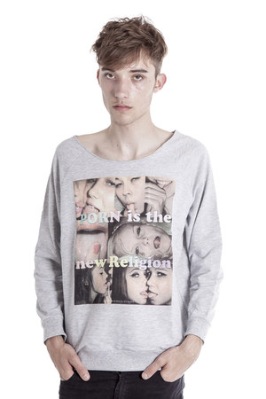 Heroin Kids Clothing sweatshirt