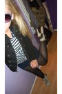 Black-jacket-gray-shoes-black-tights