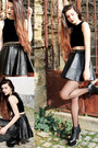 Black-asos-skirt