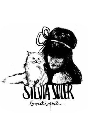 black SILVIA SOLER boutique accessories