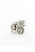 silver INPINKcom ring