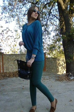 green denimskiny Marc by Marc Jacobs jeans - chicnova shoes