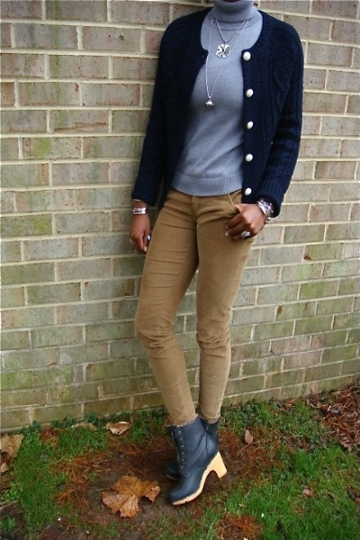Neutral is classy sweater