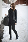 Leather-jacket-selected-femme-jacket-leather-laced-vagabond-boots