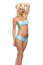 light blue Lolli Swimwear swimwear