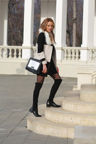 Daugthers of Asena bag - PERSUNMALL boots - choiescom coat