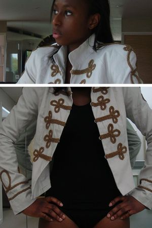 gold Fusion Kelvar jacket