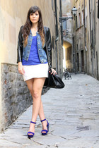 ASH shoes - exnovo jacket - Zara skirt