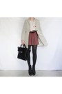 Briefcase-style-zara-bag-polka-dot-pull-bear-skirt-cat-zara-blouse