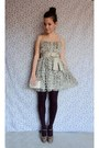 Silver-ruffled-bow-darling-dress-brick-red-opaque-accessorize-tights