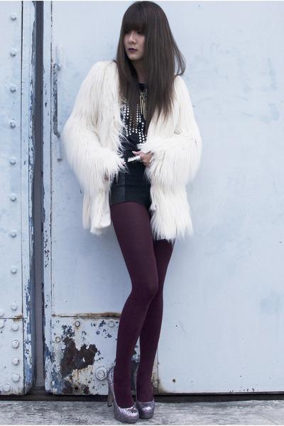 Topshop stockings - Topshop heels