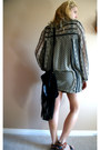 Black-fringe-boho-thrifted-vintage-bag-cream-print-boho-free-people-blouse