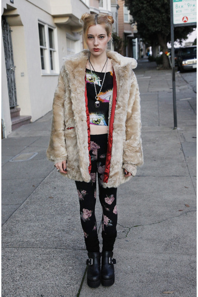 MinkPink coat