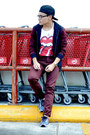 Cap-antifashion-hat-new-look-jacket-zara-top-jeffrey-campbell-sneakers