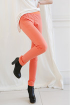 carrot orange pants JAMYJADE pants