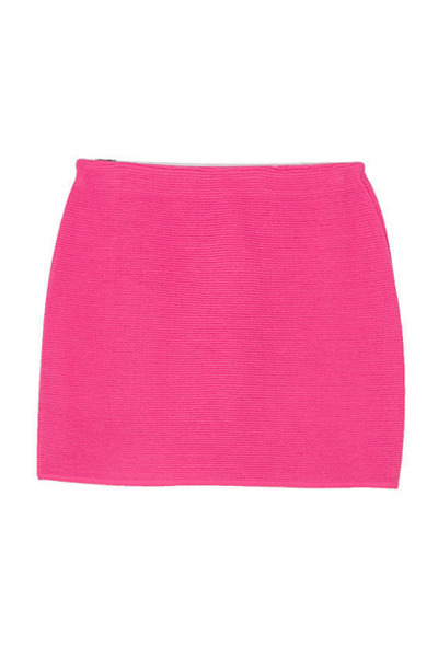 hot pink short skirt JAMYPippin skirt