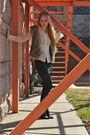 Givenchy-shoes-express-blouse-elizabeth-james-skirt-a-common-thread-vest