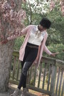 Black-h-m-hat-black-forever-21-leggings-cream-h-m-blouse-light-pink-h-m-ca