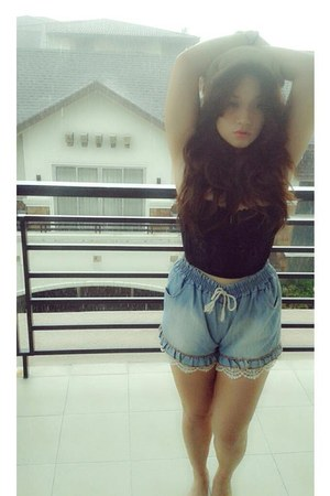 corset Forever21 top