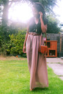 Dark-brown-satchel-vintage-bag-tawny-tan-asos-wedges-tan-diy-skirt-black-q