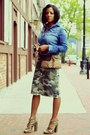 Denim-h-m-shirt-fanny-pack-gucci-bag-camouflage-skirt