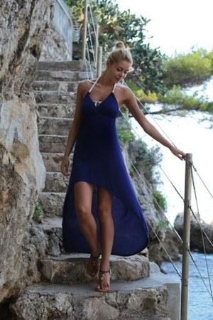 navy Primark dress