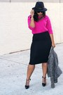 Gap-sweater-asos-skirt-steve-madden-heels