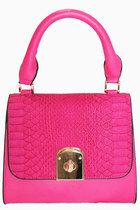 Hot-pink-shoulder-bag-unbranded-bag