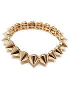 Gold-unbranded-bracelet