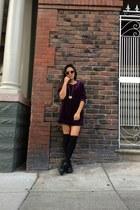 thrifted sunglasses - TUK-Thrifted shoes - black mesh H&M shorts - H&M socks
