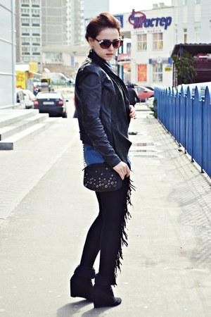 black Oasis jacket