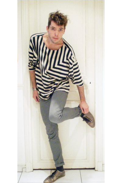 H&M t-shirt - Cheap Monday jeans - Swear shoes