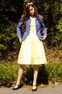 Vintage-60s-dress-payless-shoes-vintage-40s-jacket