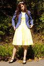 Vintage-60s-dress-payless-shoes-vintage-40s-jacket