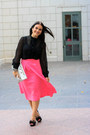 Balenciaga-bag-asos-skirt-valentino-heels