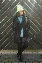 Pepe Jeans coat - Wicky hat