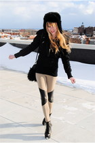 Jeffrey Campbell shoes - H&M jacket - H&M leggings