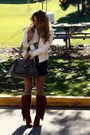 Dark-brown-michael-kors-boots-dark-gray-forever-21-bag-cream-joujou-jacket-