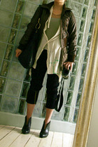 H&M jacket - Filippa K jacket - Diesel jacket - American Apparel t-shirt - Diese