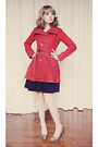 Red-bb-dakota-jacket-bb-dakota-skirt-joe-fresh-shirt-ebay-tights-aldo-sh