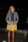 Gap-blazer-skirt-h-m-top