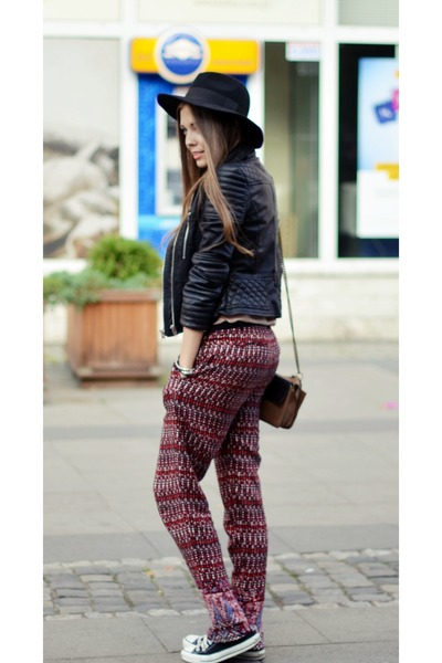 SANDRO pants - jacket