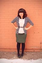 beige Suka Clothing blouse - black Joe Fresh sweater