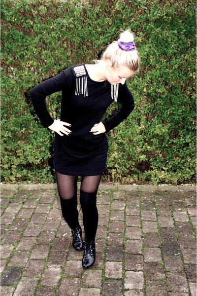 Topshop accessories - Camden dress - shoebizz boots