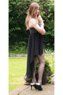 Black-instyle-dress-black-two-tone-new-look-pumps