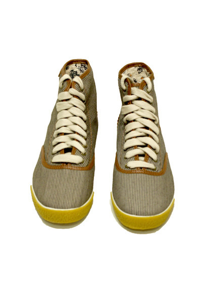 brown Keds shoes