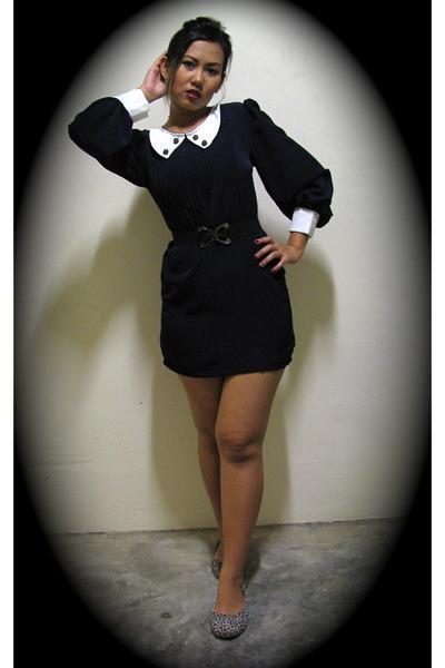 navy Eydithe dress