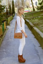 white sammydress blouse